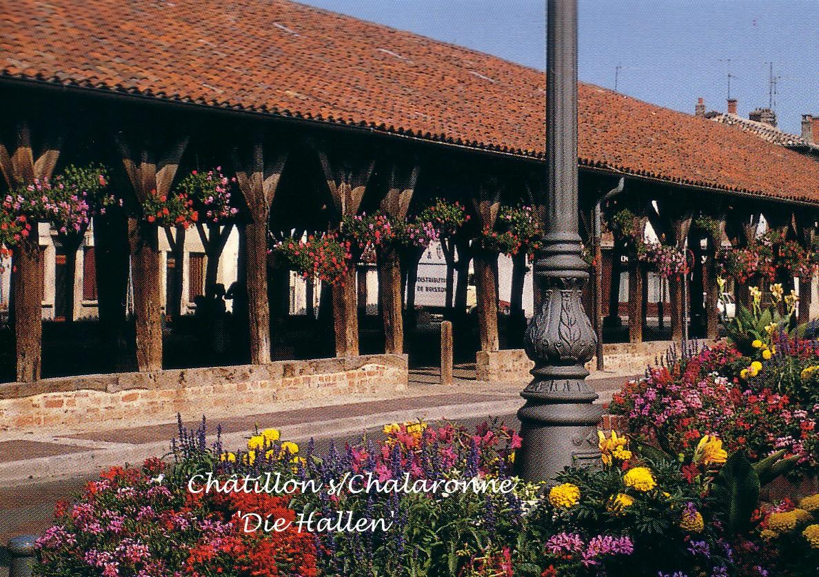 Châtillon Markthalle